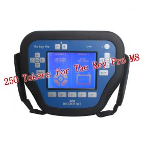 250 Tokens for The Key Pro M8 Auto Key Programmer