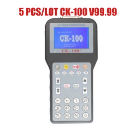 5 pcs/lot CK-100 CK100 Auto Key Programmer V99.99 with 1024 Tokens