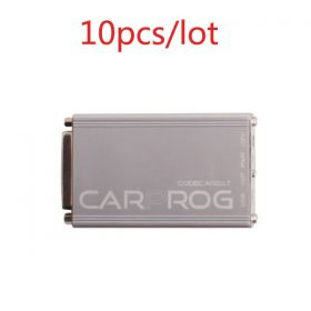 10 pcs/lot CARPROG FULL V6.80 with 21 Adapters