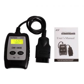 Auto Car Scanner Scan Tool OBD 2 Trouble Code Reader CAS804 OBD2 Can OBD2