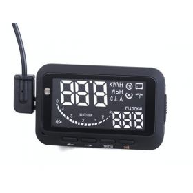 On Sale Car Head Up Display Vehicle-Mounted HUD Out of Production