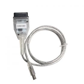Ford OBD2 Odometer Correct and Immobiliser Key Programming Tool