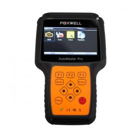 Foxwell NT611 Automaster Pro Asian-makes 4-Systems Scanner (Buy SC275 Instead)