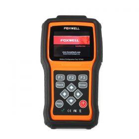 Foxwell NT402 Battery Configuration Tool free update