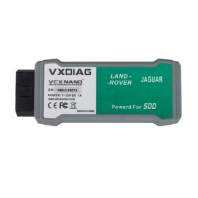 VXDIAG VCX NANO for Land Rover and Jaguar Software V141(buy HKSP240 instead)