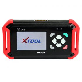 2017 Latest XTOOL HD900 Code Reader for Heavy Duty Truck Support SAE J1939(CAN) and SAE J1708/J1587 protocol