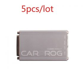 5 pcs/lot CARPROG FULL V6.80 with 21 Adapters