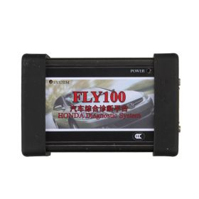 FLY100 Scanner Full Version + HDS IMMO PCM Code Calculator for Honda