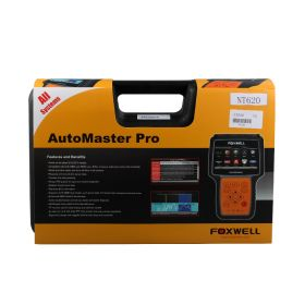 Foxwell AutoMaster Pro All System Scanner for American/Asian/European/French-Italian Makes(Buy SC252 instead)