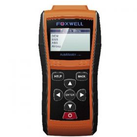 Foxwell NT600 Engine Airbag ABS SRS Reset Scan Tool for Cars/SUVs/minivans(buy SC247 instead)