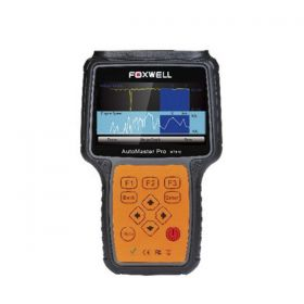 Foxwell NT624 AutoMaster Pro All Makes All Systems Scanner free update