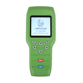 Professional Handheld Device Auto x-200 Oil Rest Tool (B) Type EPB+OBD Software
