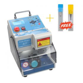 MIRACLE-A7 Key Cutting Machine Get 1 Set Cutter And Probe For Free
