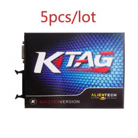 5pcs/lot KTAG K-TAG OBD ECU Programming Tool Master Version