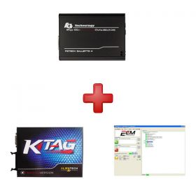 Great Sale KTAG K-TAG Plus V54 FGTech Galletto 4 Plus ECM TITANIUM