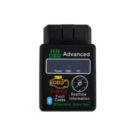 V2.1 Mini Bluetooth ELM327 3231Chip OBDII Scanner for Android/Symbian/Windows