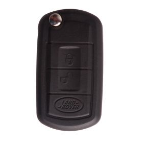 New Land Rover Remote Key Shell 3 Button 5pcs/lot