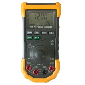 New YH-718 Loop Volt and mA Signal Source Process Calibrator Meter Tester