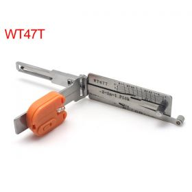 Smart WT47T 2 in 1Decoder and Pick Tool Suitable for SAAB