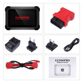 100% Original XTOOL EZ300 PRO With 5 Systems Diagnosis Engine,ABS,SRS,Transmission and TPMS Diagnostic Tool